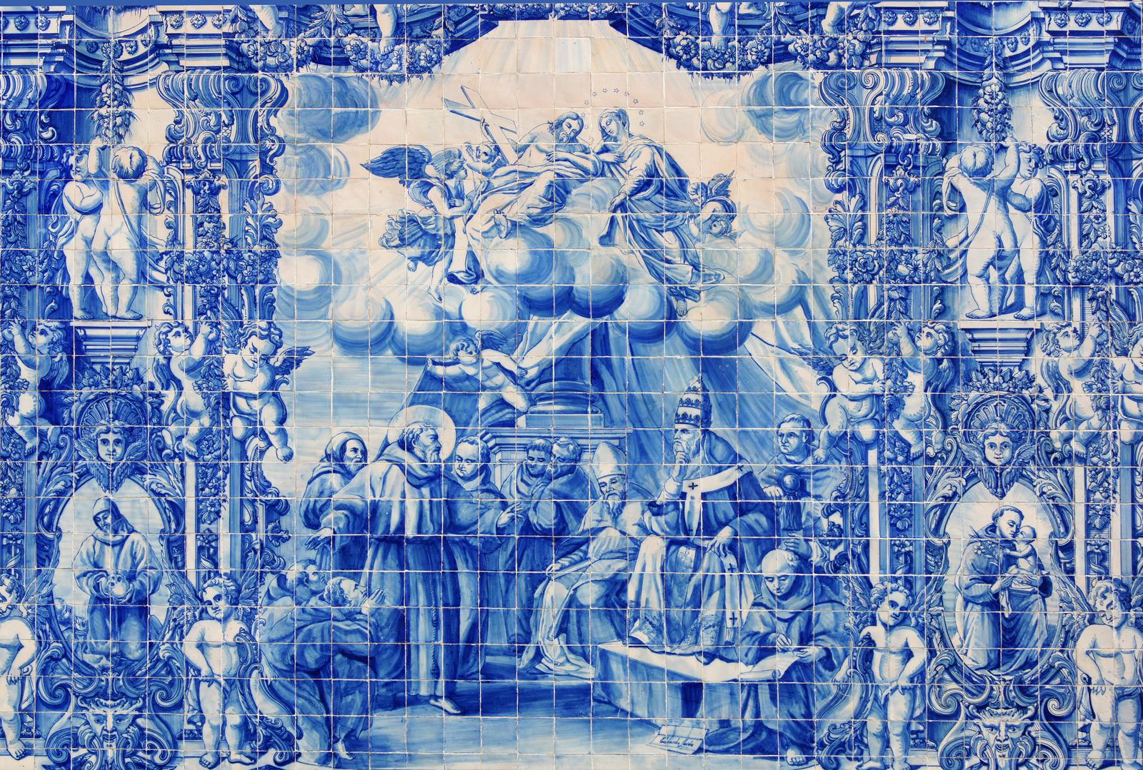 Visiter porto libre voyageur for Azulejos de portugal