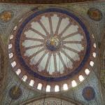 Mosaiques Sultanahmet