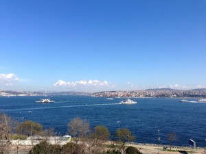 Vue Bosphore - Istanbul