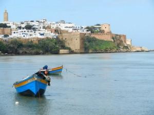 visiter Rabat en une journée - vue Oudayas - librevoyageur