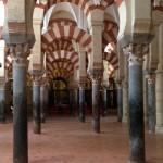 Colonnes Mezquita - Cordoue