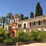 Séville - Porte Alcazar