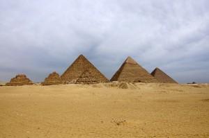 Pyramides Gizeh Egypte - Libre Voyageur