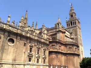 Séville - Cathédrale Notre Dame du Siège