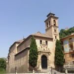 Grenade - Iglesia de San Gil Y Santa Ana