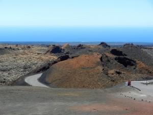 Volcans Timanfaya Lanzarote - libre voyageur