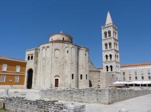 Zadar - eglise