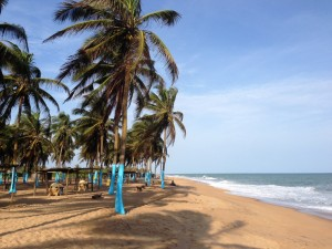 Coco Beach Avepozo - Lomé