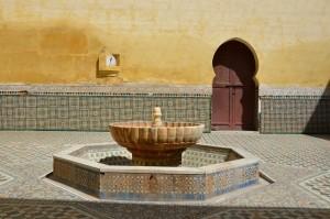 Mausolée Moulay Ismaïl - Meknes