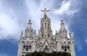 Christ Tibidabo - Barcelone