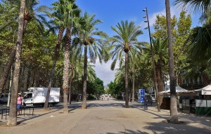 Barcelone autrement - Rambla del Raval - librevoyageur