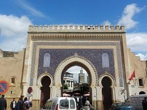 Bab Boujloud - Fès