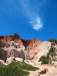 Falaises praia do Mucugê - Arraial d'Ajuda