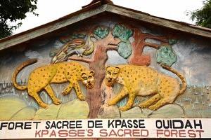 Foret sacrée Kpasse Ouidah - Que faire au Bénin