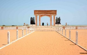 Porte du non retour Ouidah Que faire au Bénin