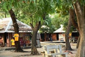 Village artisanal Cotonou - Que faire au Bénin
