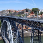 Pont Dom Luis 1er - Porto