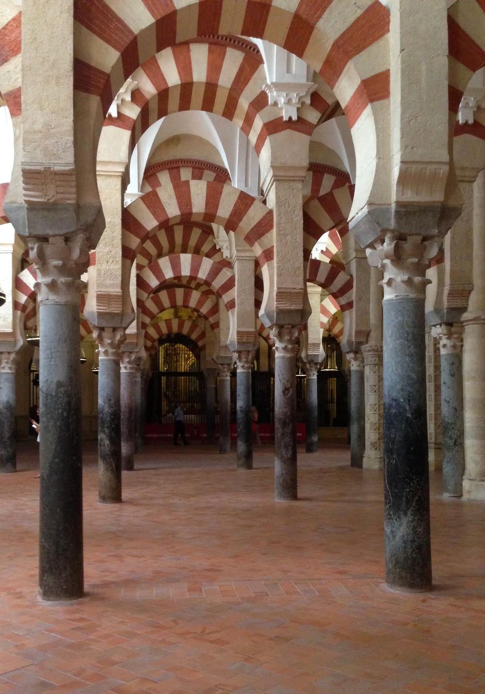 Mezquita - Cordoue - librevoyageur
