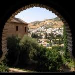 Grenade - Vue depuis l'Alhambra