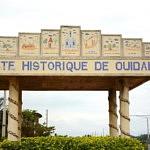 Entrée ville de Ouidah - Que faire au Bénin