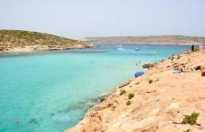 où séjourner à Malte - Comino
