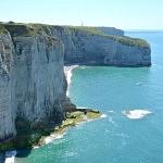 falaises etretat - libre voyageur