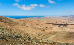hauteurs de Betancuria - que faire à Fuerteventura