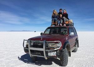 Voyage en famille - blog Hors-Frontières