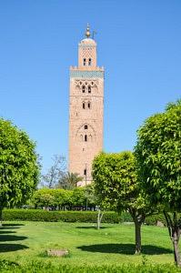 que faire a Marrakech - Minaret Koutoubia