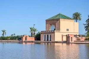visiter marrakech - pavillon Menara - librevoyageur