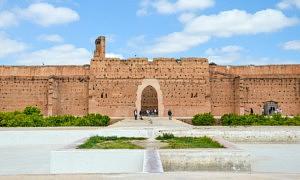 visiter marrakech - palais Badia - librevoyageur