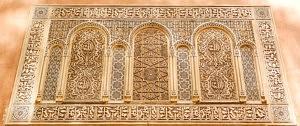 visiter marrakech - tombeaux saadiens