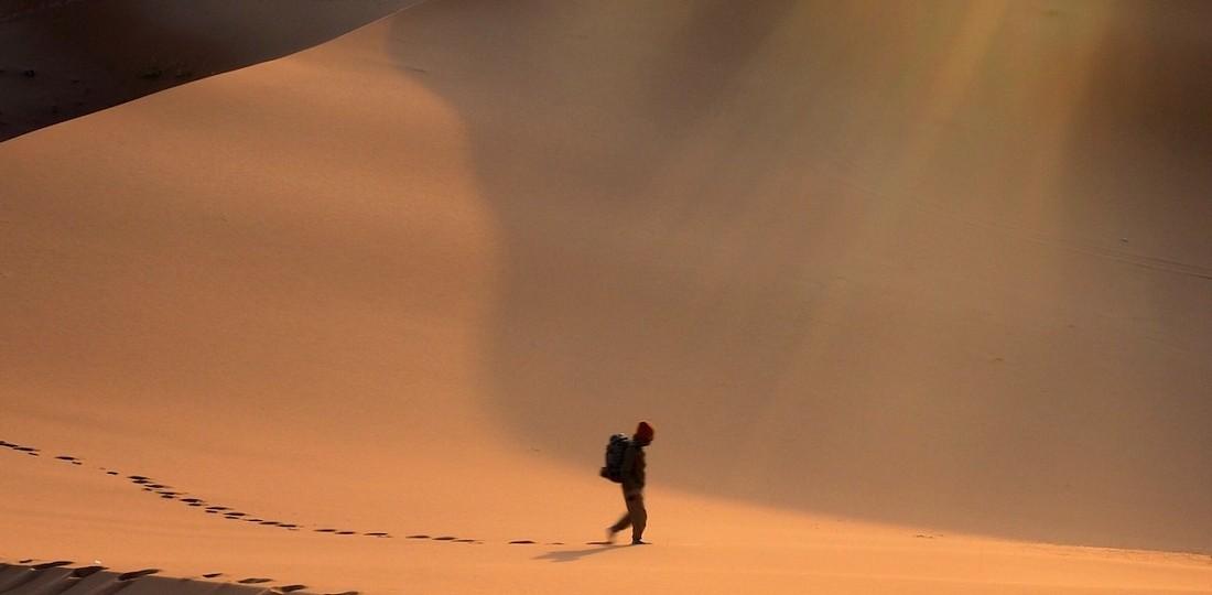 Voyager en solitaire