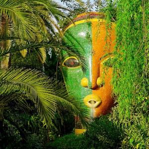visiter Marrakech jardin anima - Librevoyageur