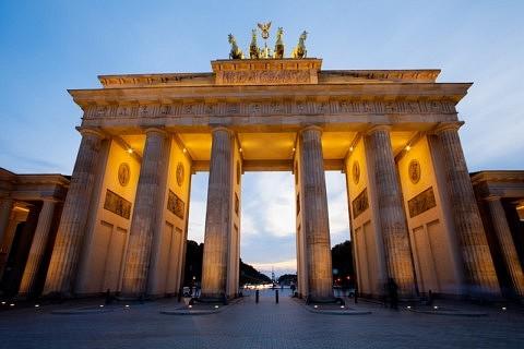 berlin pass - porte de Brandebourg