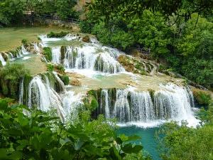 visiter zadar - Parc national de Krka - librevoyageur