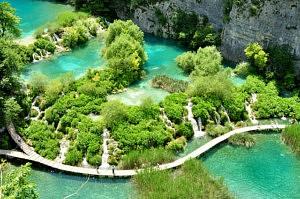 visiter zadar - Parc National de Plitvice - librevoyageur