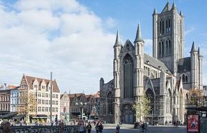eglise saint nicolas - visiter Gand - librevoyageur