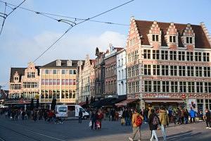 korenmart - visiter Gand - librevoyageur