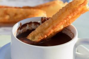 que faire a madrid - que manger - chocolate con churros - librevoyageur
