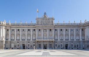 Que faire a madrid - palais royal - librevoyageur