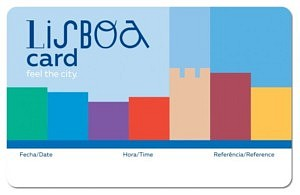 lisboa card - pass lisbonne - libreboyageur