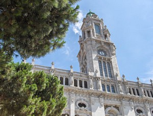 que faire à Porto - Câmara Municipal - librevoyageur