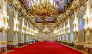 grande galerie - visiter chateau de schonbrunn - librevoyageur