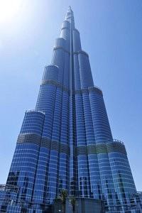 tour de dubai - burj khalifa - librevoyageur