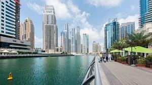 tour de dubaï - burj Khalifa - aquarium - Librevoyageur