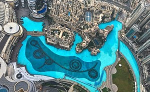 tour de dubai - burj khalifa - at the top - librevoyageur