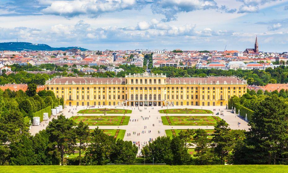 visiter chateau de schonbrunn