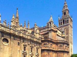 visiter seville - Cathédrale Giralda