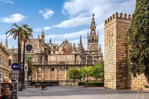 cathédrale de Séville - réservation - visite - librevoyageur